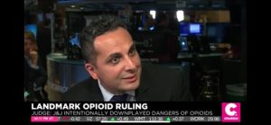 Dr. Will Soliman on Cheddar TV